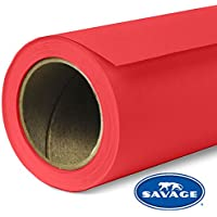 Savage Seamless Background Paper - #8 Primary Red (86 x 12yd)
