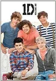 Official One Direction A3 Calendar 9781780540115: Amazon