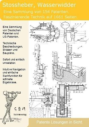 Hydraulischer Widder Selber Bauen 1661 Seiten Patente Zeigen Wie