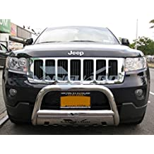 Vanguard VGUBG-0946SS 2011-2016 Jeep Grand Cherokee Bull Bar with Skid Plate Stainless Steel