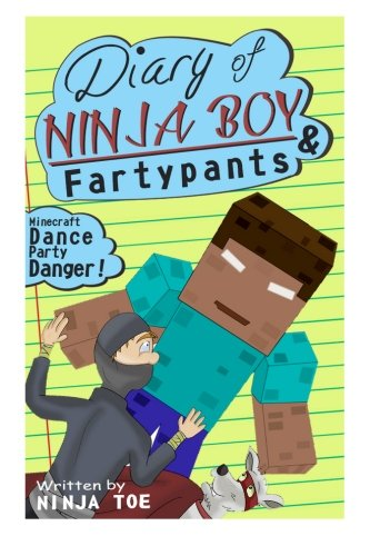 Diary of NINJA BOY & Fartypants 3: Minecraft Dance Party ...