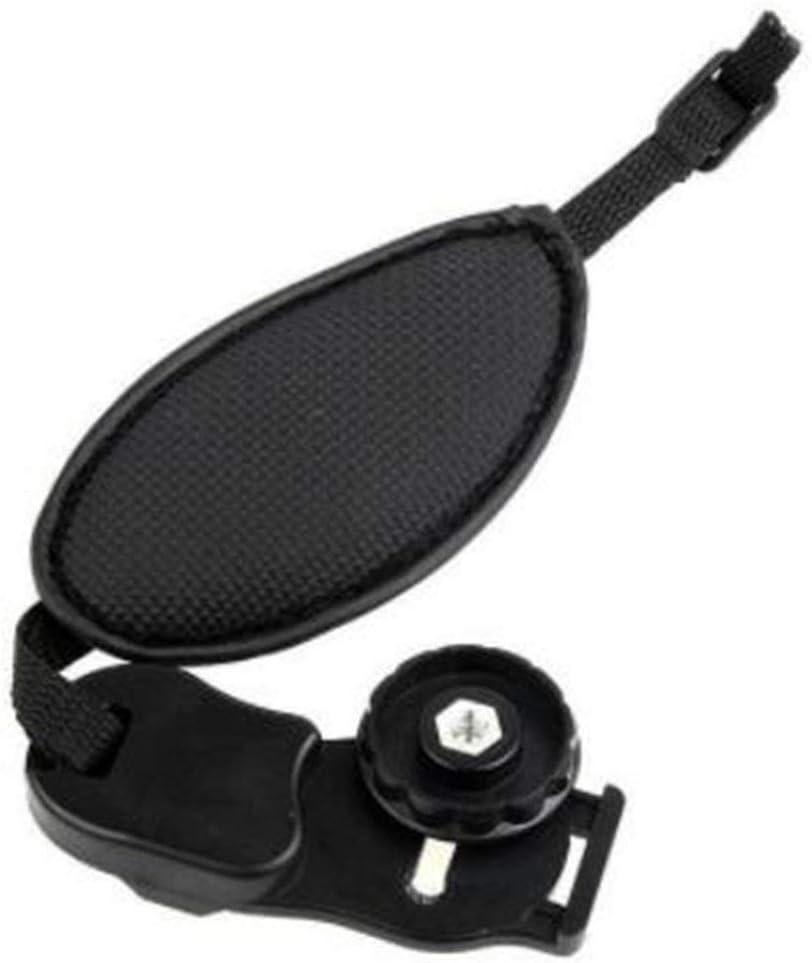 Mandalaa Pu Camera Strap Hand Grip Wrist Strap Belt for Nikon for Canon for Sony DSLR Camera Photography Accessories , Pu Camera Strap