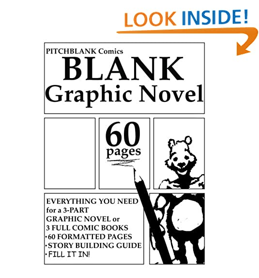 graphic novel template new mini graphic novel builder
