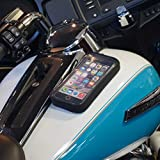 Magnetic Motorcycle Phone Case - Fits iPhone 7,8,9,X,XS,XR, iPhone 7, 8 Plus, iPhone Xs Max, Samsung Galaxy S9, S8, S7