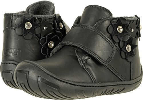 UGG Infants Jorgen Petal Boot Black Size 4 Toddler M