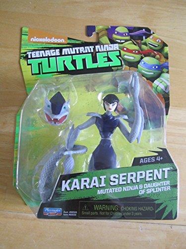 Teenage Mutant Ninja Turtles Karai Serpent TMNT Action Figure New in Package .HN#GG_634T6344 G134548TY35823