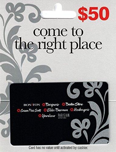 Bonton  50 Gift Card