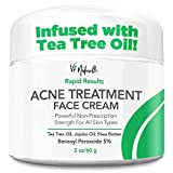 Best Benzoyl Peroxide Creams - Acne Treatment Cream - Benzoyl Peroxide 5% Review