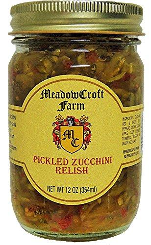 Pickled Zucchini Relish