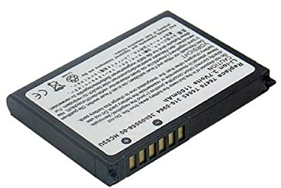 PowerSmart 3.7V 1100mAh Li-ion Pocket PC Battery for Dell Axim X50, Dell Axim X50v, Dell Axim X51, Dell Axim X51v,