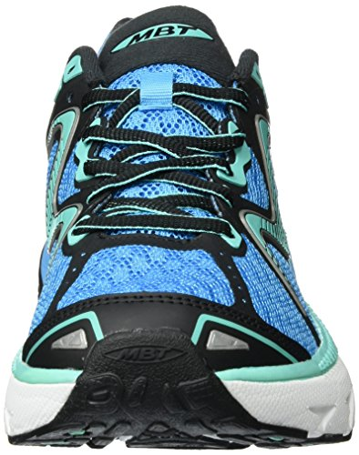blue De 16 Zapatos Mujer Gt cyan Running Mbt Multicolor HFt0qw