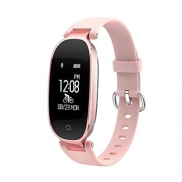 GYFKK Reloj Inteligente Smartwatch Monitoreo De Frecuencia ...