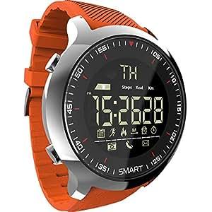 Amazon.com: CIGOO lokmat MK18 Reloj Inteligente Inteligente ...