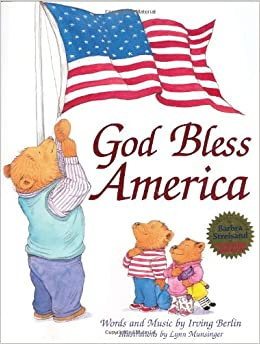 Book God Bless America