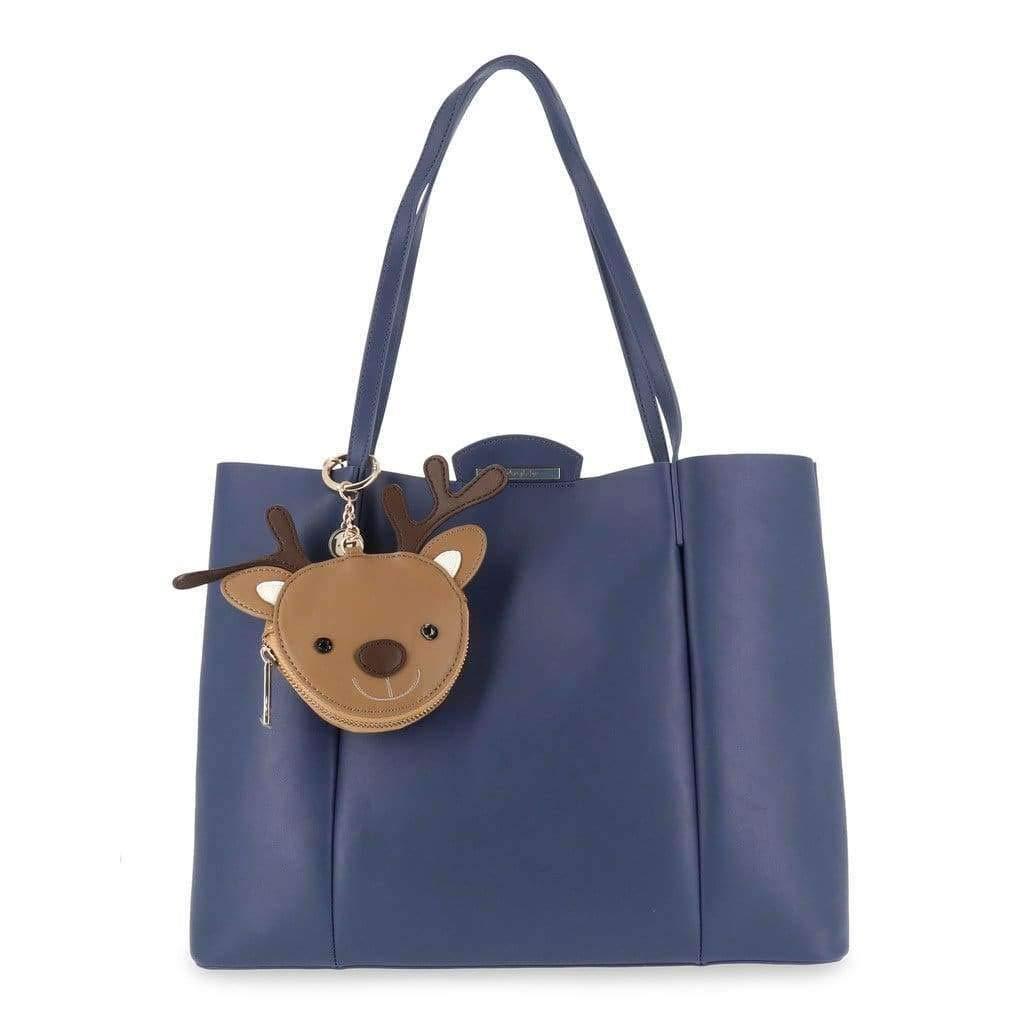 bluee blue Byblos Women's Shopping bags, STUCK_685620_112_CERULEO