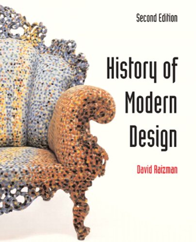 Cheap  History of Modern Design (2nd Edition) (Fashion Series)