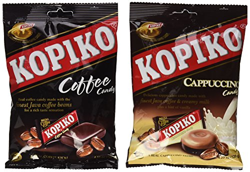 Cappuccino Candy (Kopiko Candy Variety Pack (Coffee and Cappuccino))