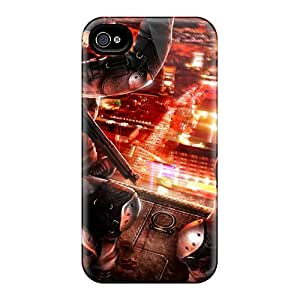 Premium Rainbow Vegas Back Covers Snap On Cases For Iphone 6