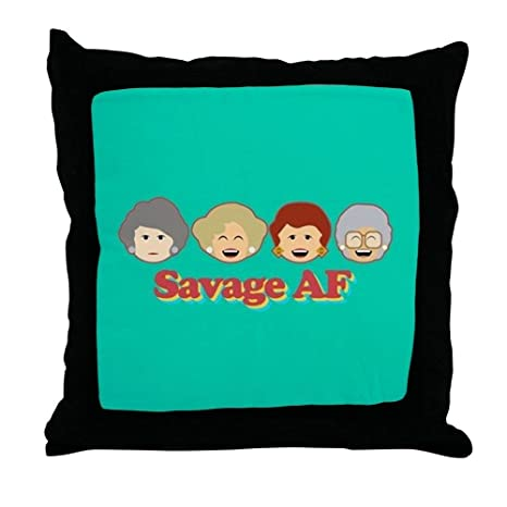 Amazon.com  FiuFgyt Golden Girls Savage AF Couch Cushion Covers 18 x ... 105d446a0