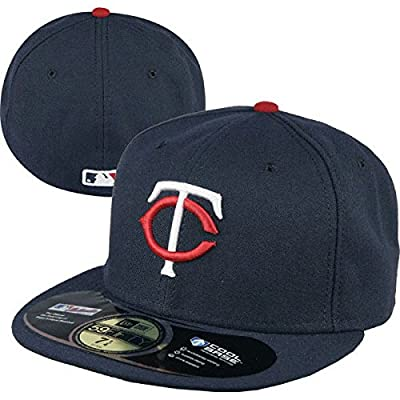 New Era Men's Authentic Collection 59Fifty - Minnesota Twins