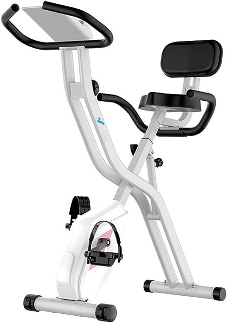 Bicicleta de ejercicio magnética plegable,bicicleta de ejercicio ...