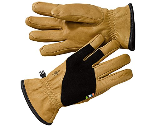 Image of Smartwool Unisex Ridgeway Glove BUnisexck XS