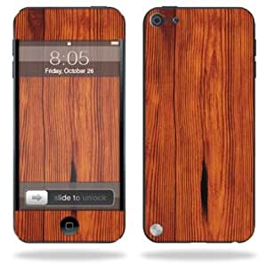 Viesrod - Protective Skin Decal Cover for Apple iPod Touch 5G (5th generation) MP3 Player Sticker Skins Knotty Wood
