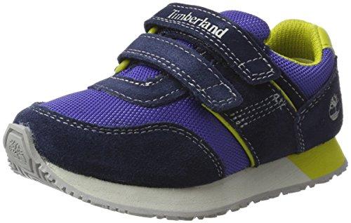 Timberland City Scamper, Oxford Para Niños Azul (Black Iris)