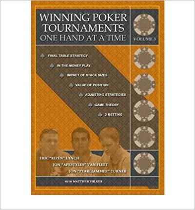 Book Winning Poker Tournaments One Hand at a Time Volume III- Common