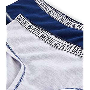 Petit Bateau Girl's Knickers (Pack of 2)