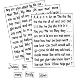 EDUCATIONAL INSIGHTS MAGNETIC SIGHT WORDS & SENTENCE (Set of 3)