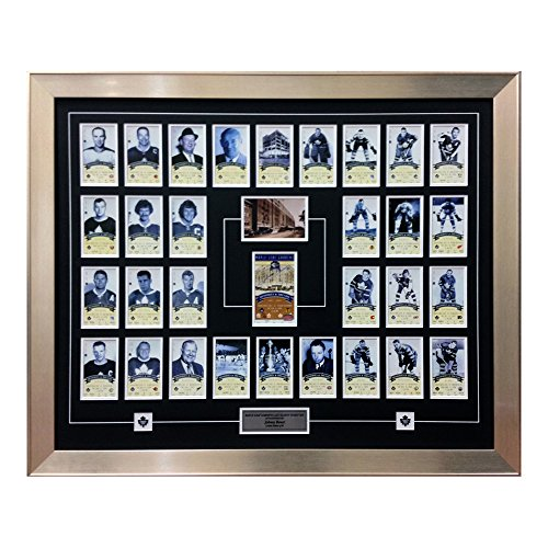 Autograph Authentic Sports Fan NHL Toronto Maple Leaf Gardens Last Ticket Set - Signed Johnny Bower - Ltd Ed of 99