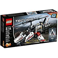 LEGO Technic Ultralight Helicopter 42057 Advance Building...