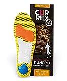 Currexsole Runpro Insoles - Medium Arch W Size: M: Women's 8-9.5 / Men's 6.5-8