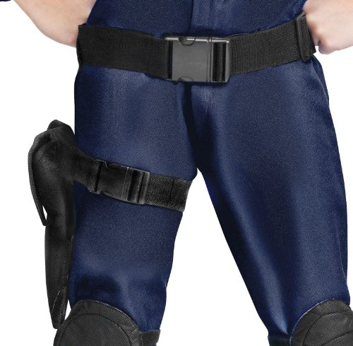 Holster Belt Set And (Web Belt & Thigh Holster Set)