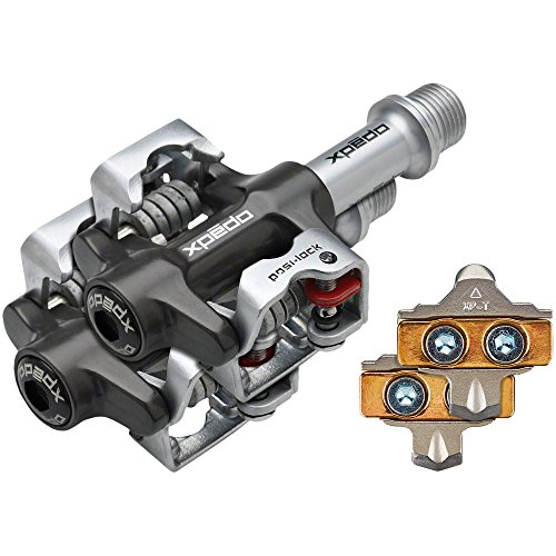 Xpedo Mountain Force Magnesium/CroMo Pedals MF-4B - Force Magnesium