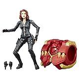 Marvel Legends Series Black Widow 6 inch Exclusive Action Figure