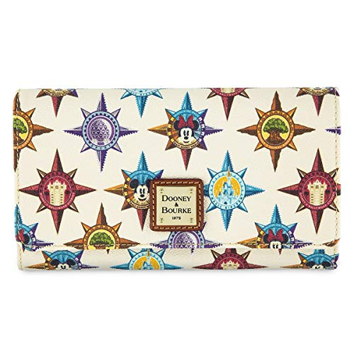 Disney Parks Passport Crossbody Wallet by Dooney & Bourke - Walt Disney ()