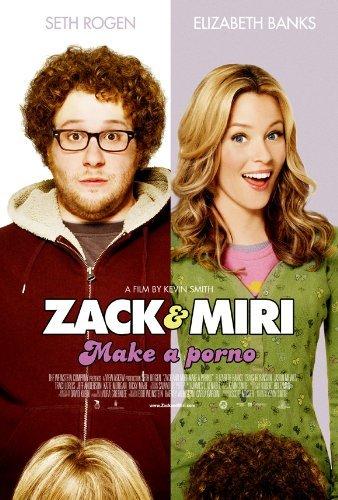 Zack and Miri Make A Porno POSTER Movie (27 x 40 Inches - 69cm x 102cm) (2008) (Style B)