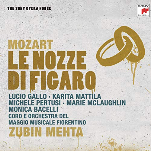 Mozart: Le Nozze di Figaro - The Sony Opera House