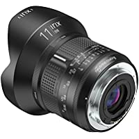 IRIX 11mm f/4.0 Firefly Lens for Pentax DSLR Cameras - Manual Focus