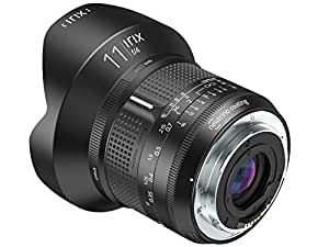 Irix 11mm f/4.0 Firefly Lens for Canon