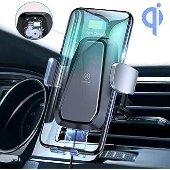 Amazon Com Andobil Wireless Car Charger Mount Auto