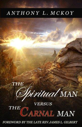 Download THE SPIRITUAL MAN VERSUS THE CARNAL MAN ebook