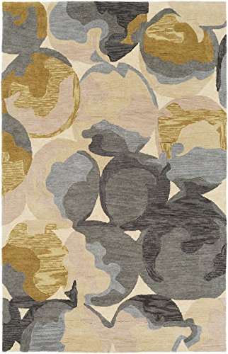 Hand Tufted Contemporary Rug - 9