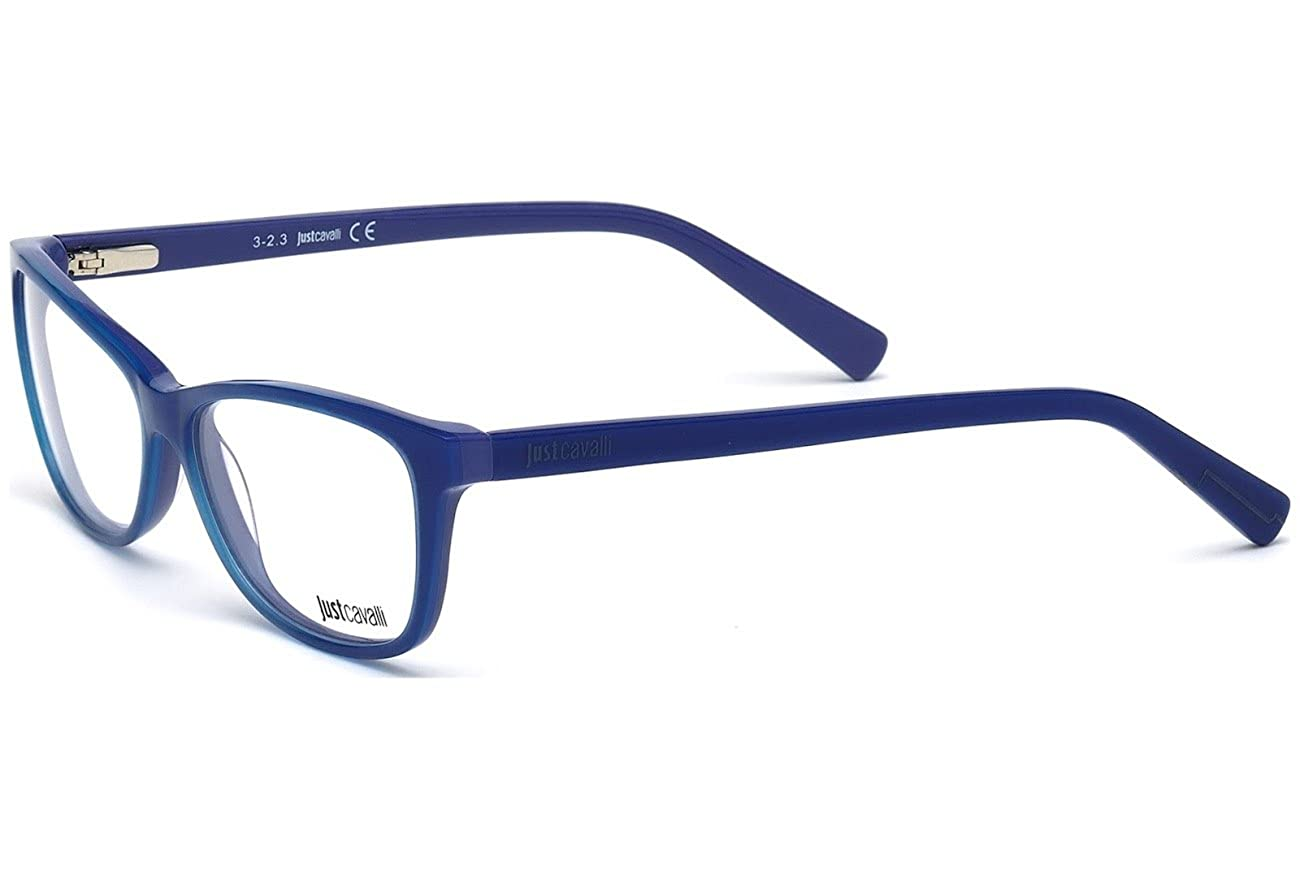 JUST CAVALLI Eyeglasses JC0609 056 Havana 53MM