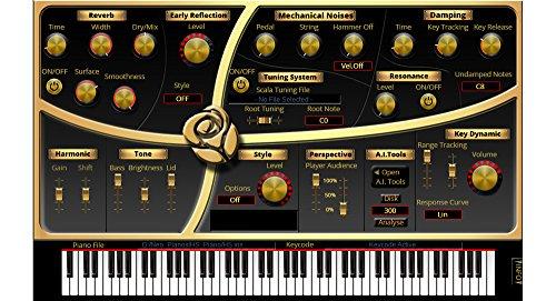 Sound Magic Mega Steinway Virtual Piano Collection Software