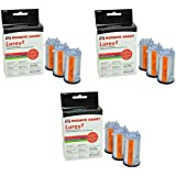 (3) ea Mosquito Magnet LUREX3N 3 Pack Lurex 3 Biting Insect Attractant