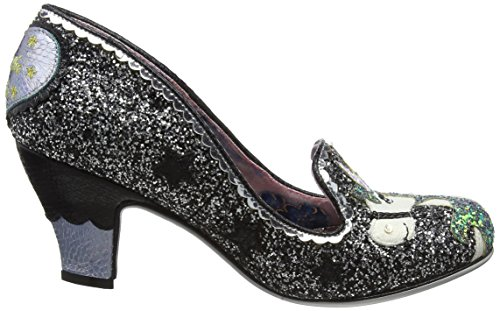 Ladies Di Scelta Irregolare Pumps Little Misty Black (nero)