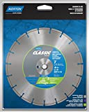 Norton 2786 7-Inch Segmented Diamond Saw Blade with 7/8-Inch Arbor and 5/8-Inch Insert for Masonry